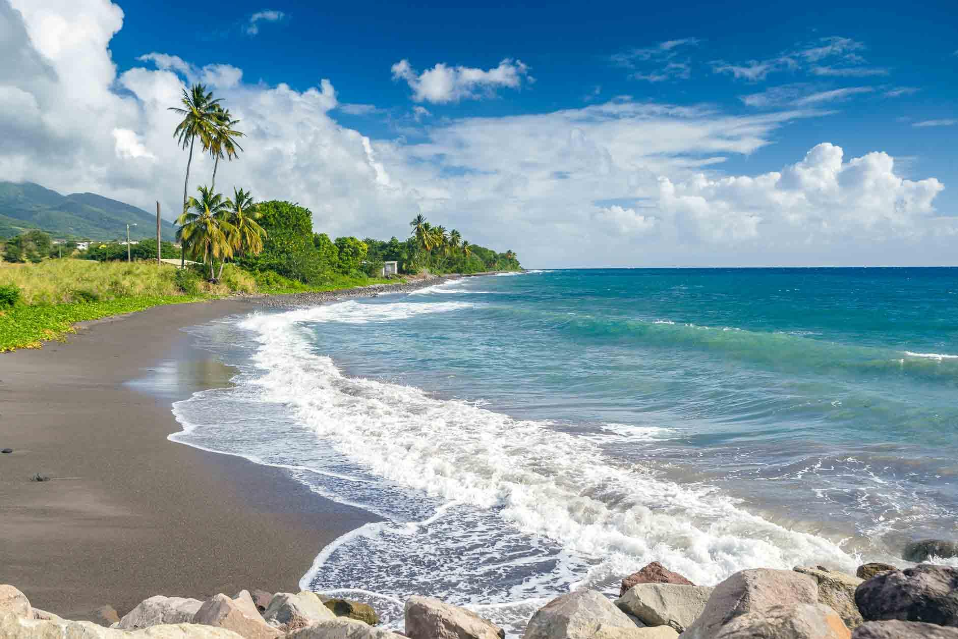 Experience stunning ocean views with St. Kitt's & Nevis vacation packages
