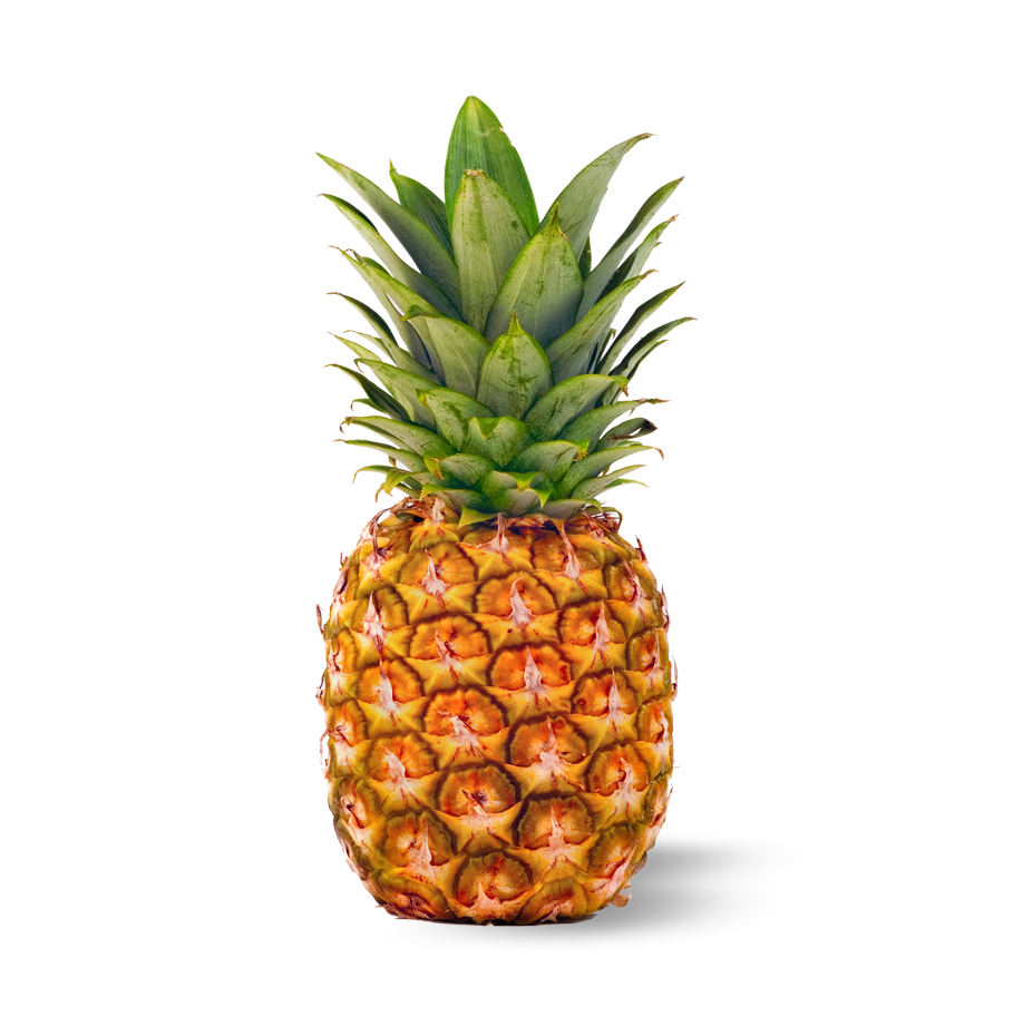 Pineapple from the Big Island of Hawaii