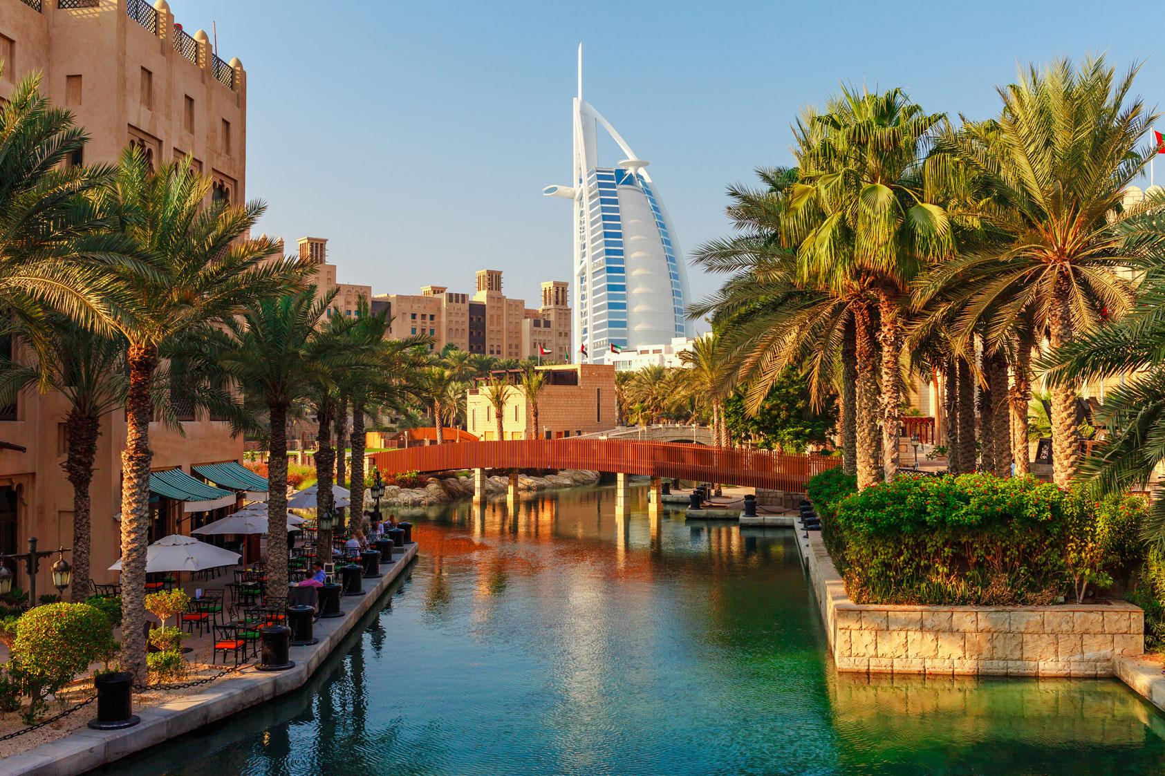 United Arab Emirates Vacation Packages with Airfare