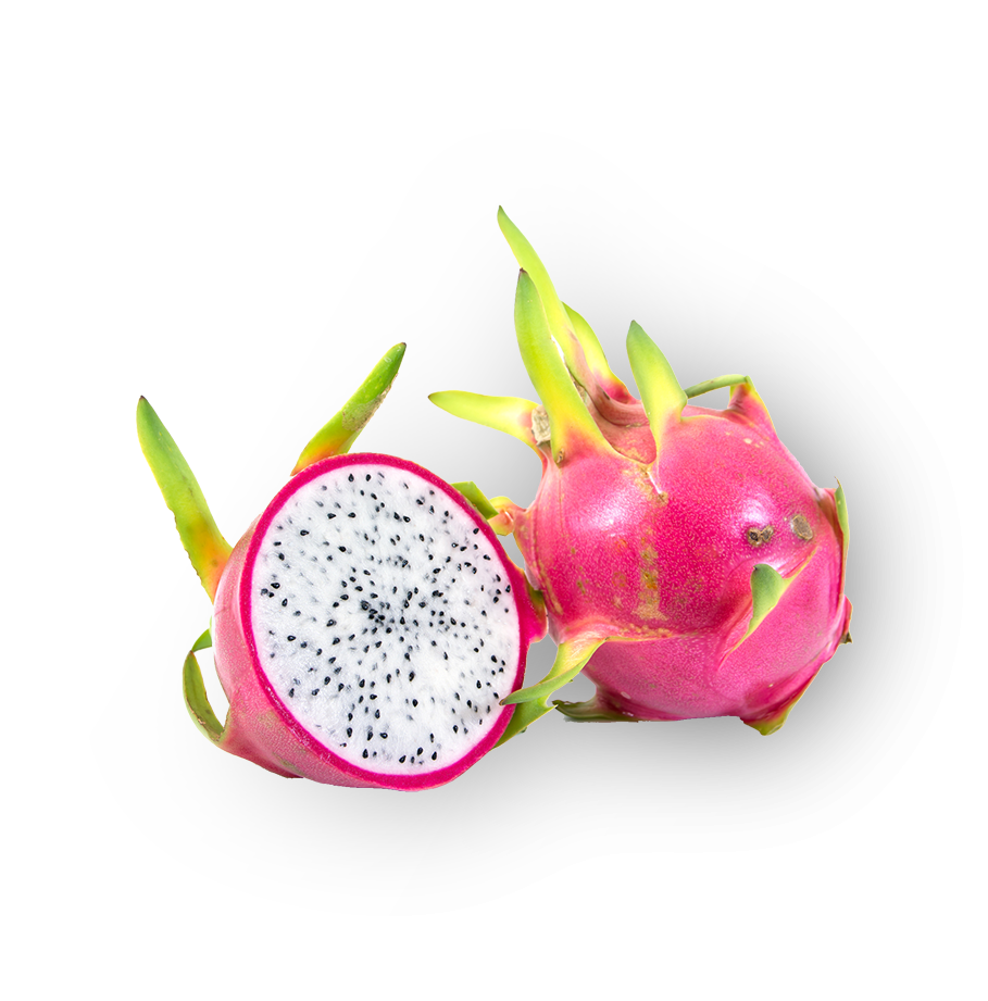 Pitaya, known as dragon fruit, native to Vietnam