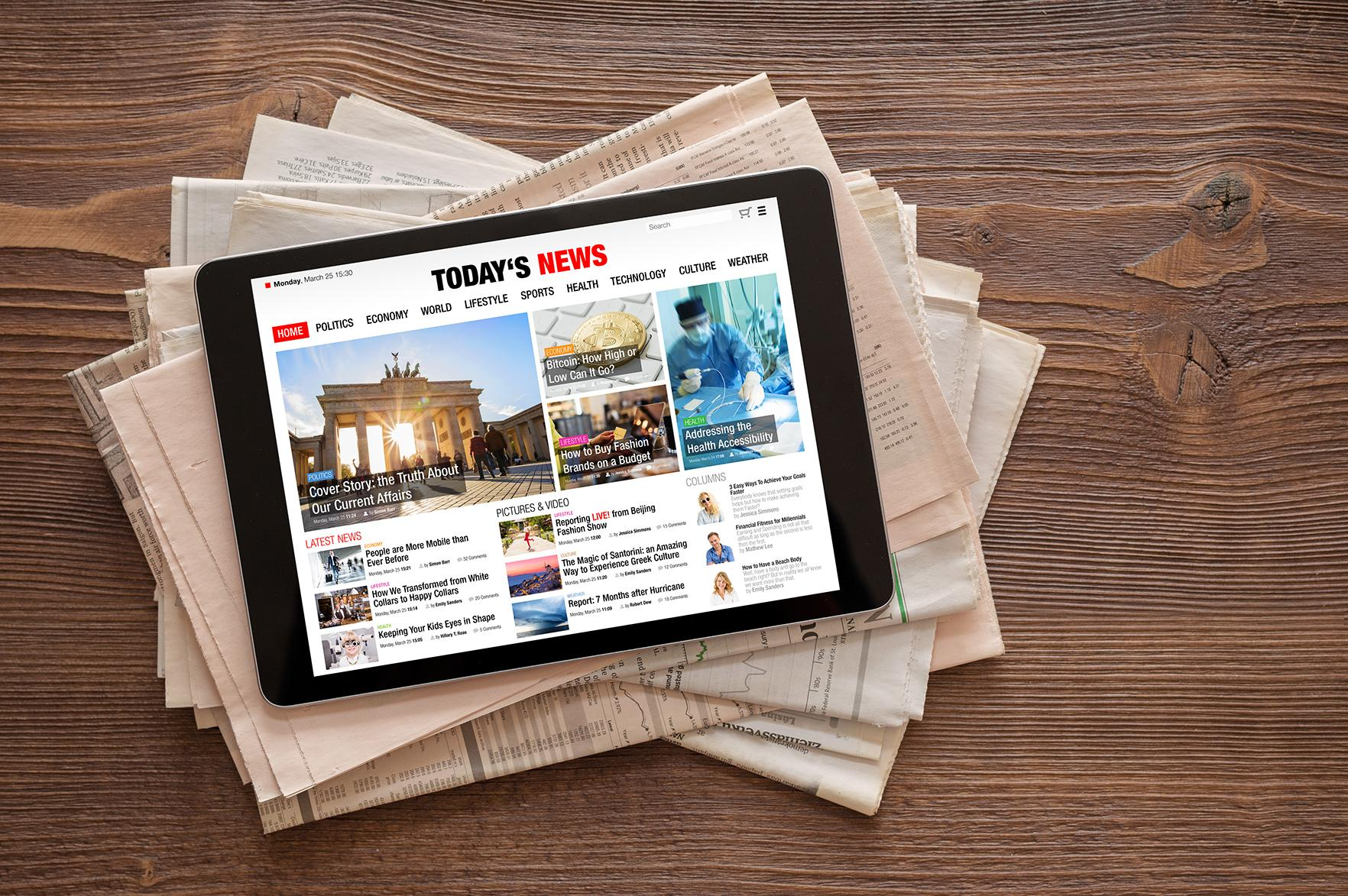 Liberty Travel in the media
