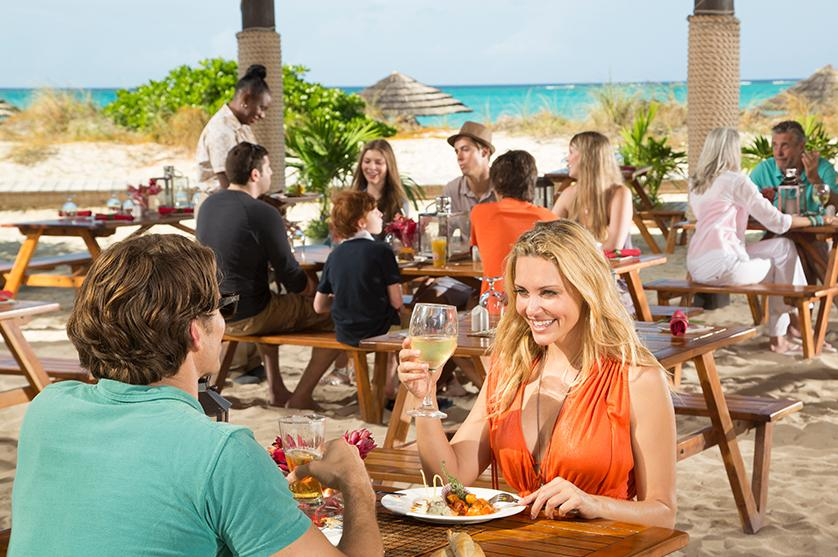 Beaches Resorts by Sandals come with the family leave with lifelong memories