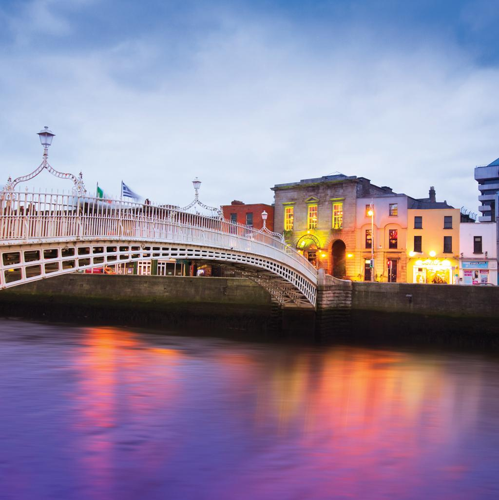 Experience charming city views with Brendan Vacations