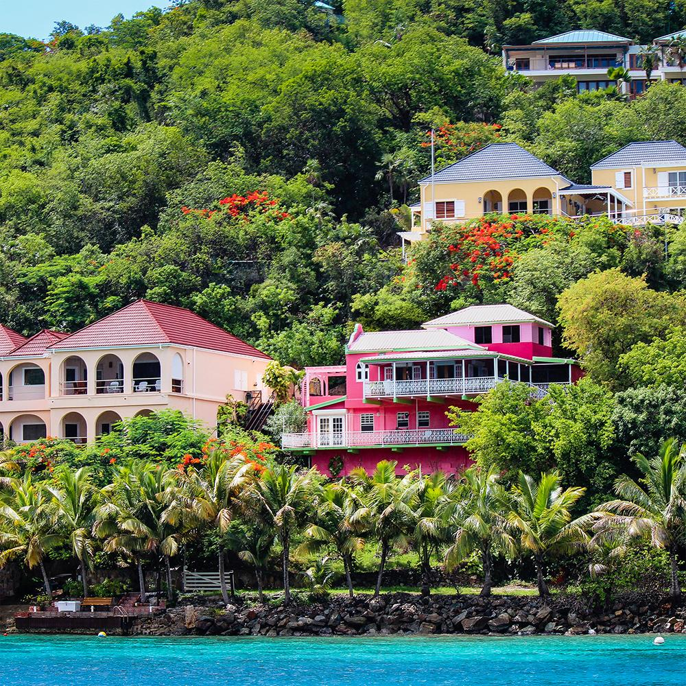British Virgin Islands vacation villas