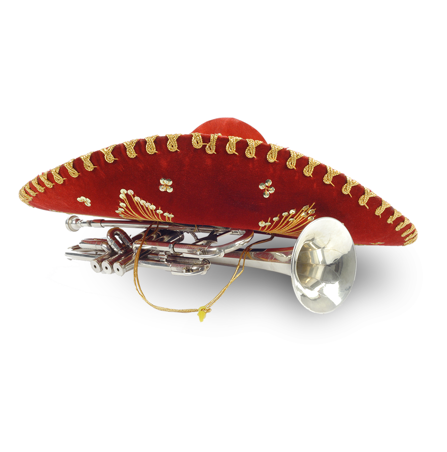 Mariachi band accoutrements