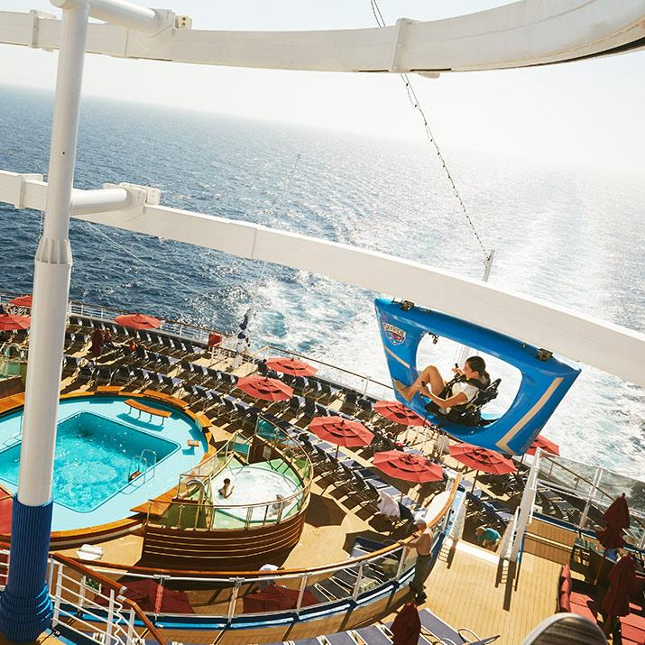 Carnival Cruise ship excursions