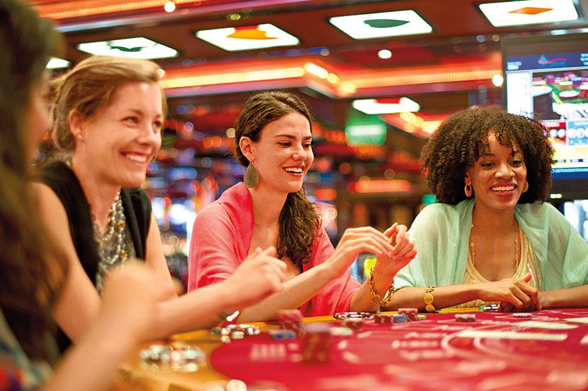 Enjoy Carnival cruise line casinos on your vacation