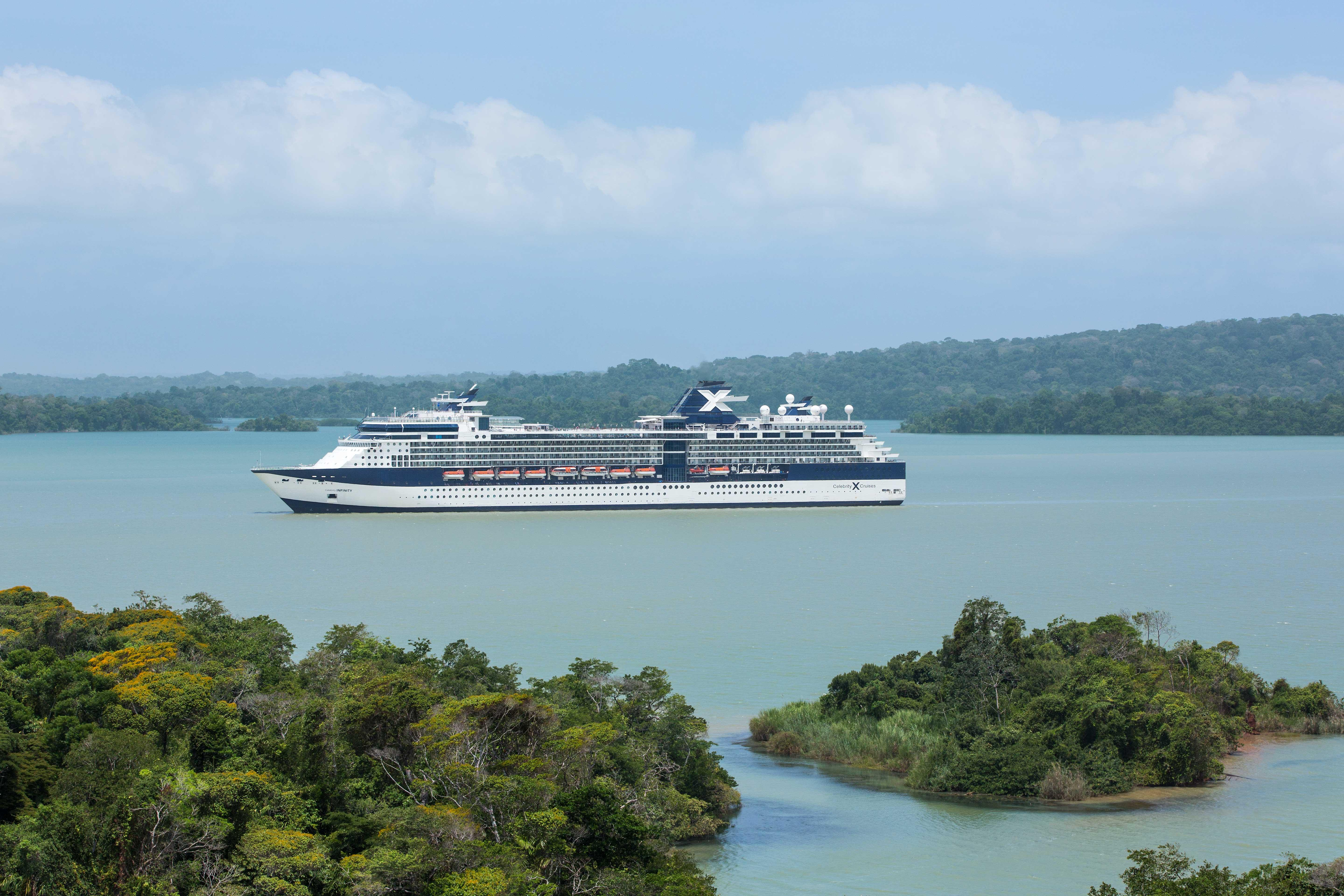 Traverse tropical waterways with stunning views on Central America cruises