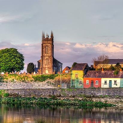 beautiful homes in Ireland - Ireland Tour Vacations