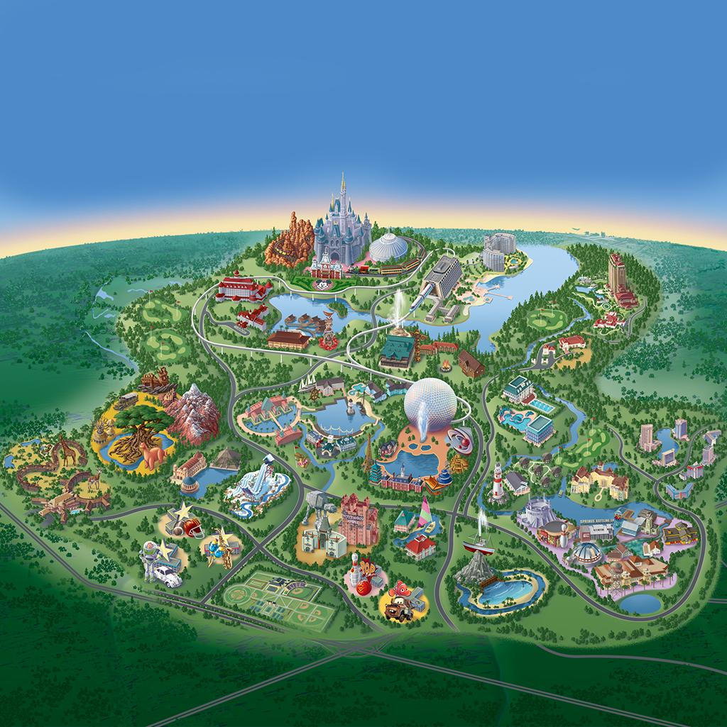 Walt Disney World Resort Vacation Packages  Liberty Travel