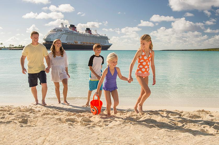 Delight in a Magical Cruise with the family