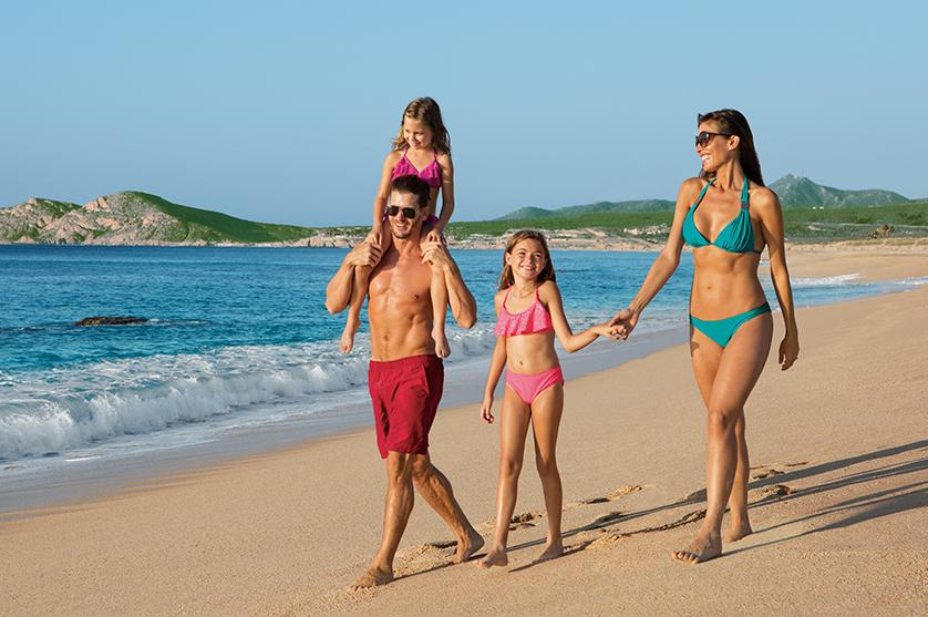 Share paradise with family. Come see the many views of paradise at a Dreams Resorts & Spas location in either the Caribbean, Mexico, Panama or Costa Rica