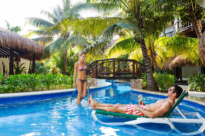 Relax by the pool at Karisma resorts for adults only