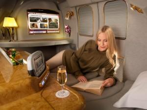 Cloud Nine: The World's Most Luxurious In-Flight Experiences