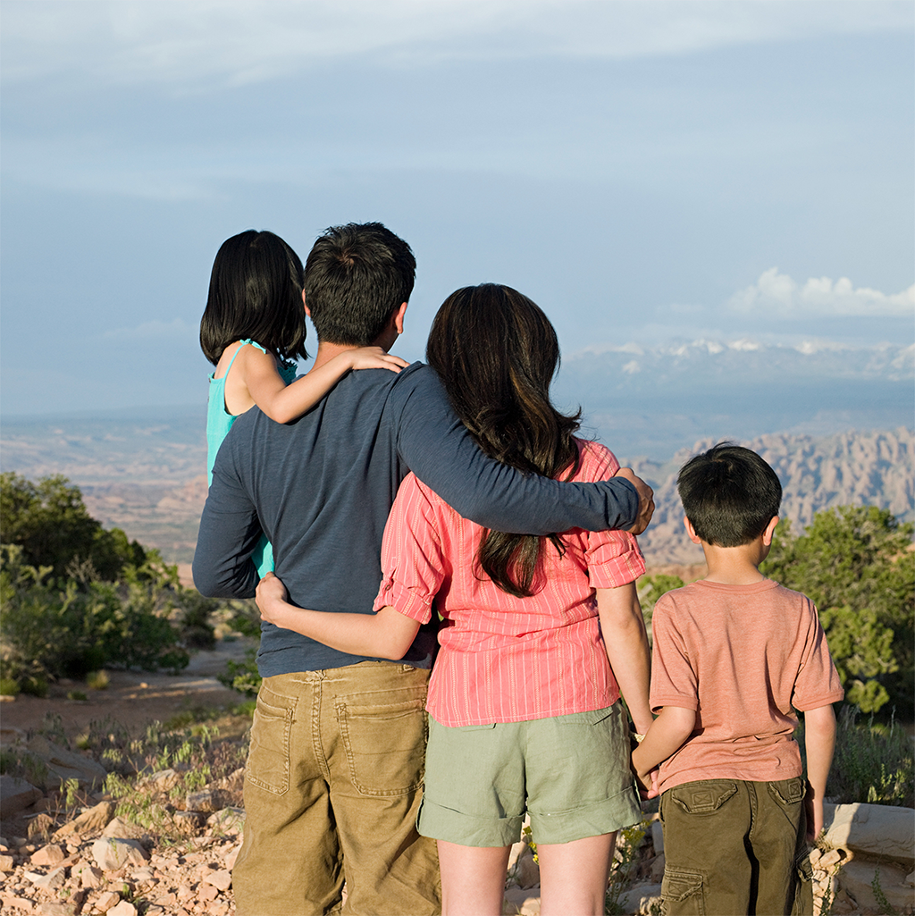 Families that travel together stay together