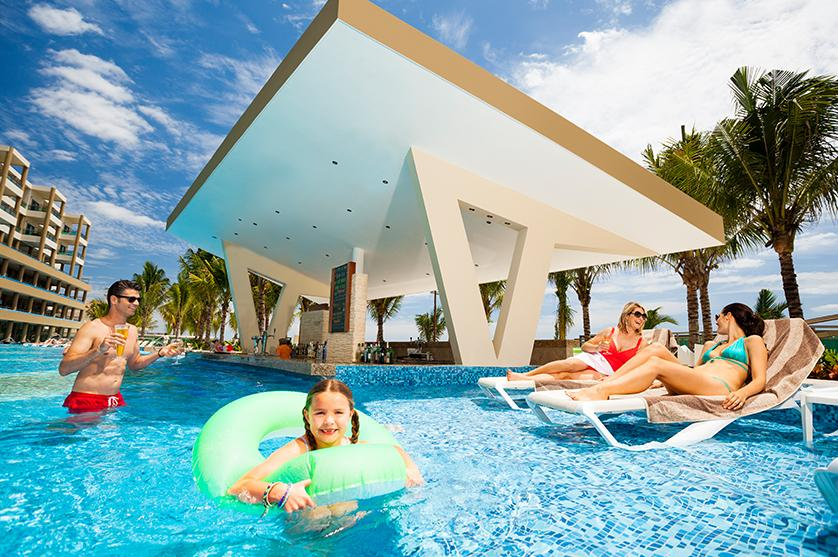 Make memories the family could never forget poolside at Generations Riviera Maya by Karisma