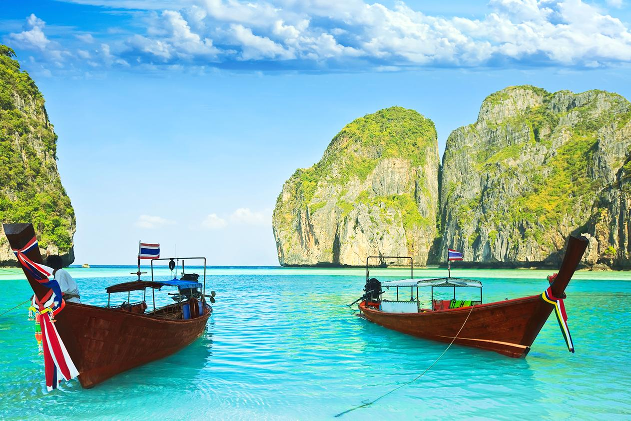 Globus Tours invites you to experience all the beauty of Phuket, Thailand