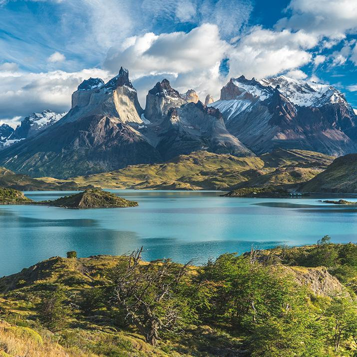 Journey from Paris to Patagonia with Grayline Sightseeing Tours