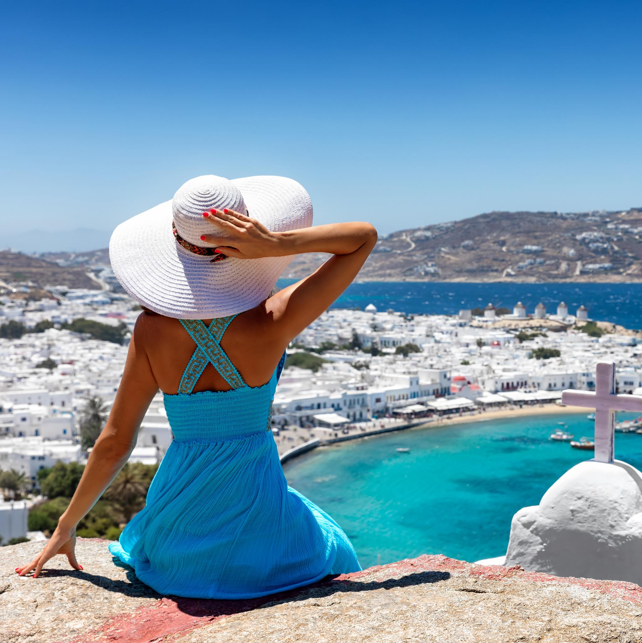 Greece Vacation Packages With Airfare