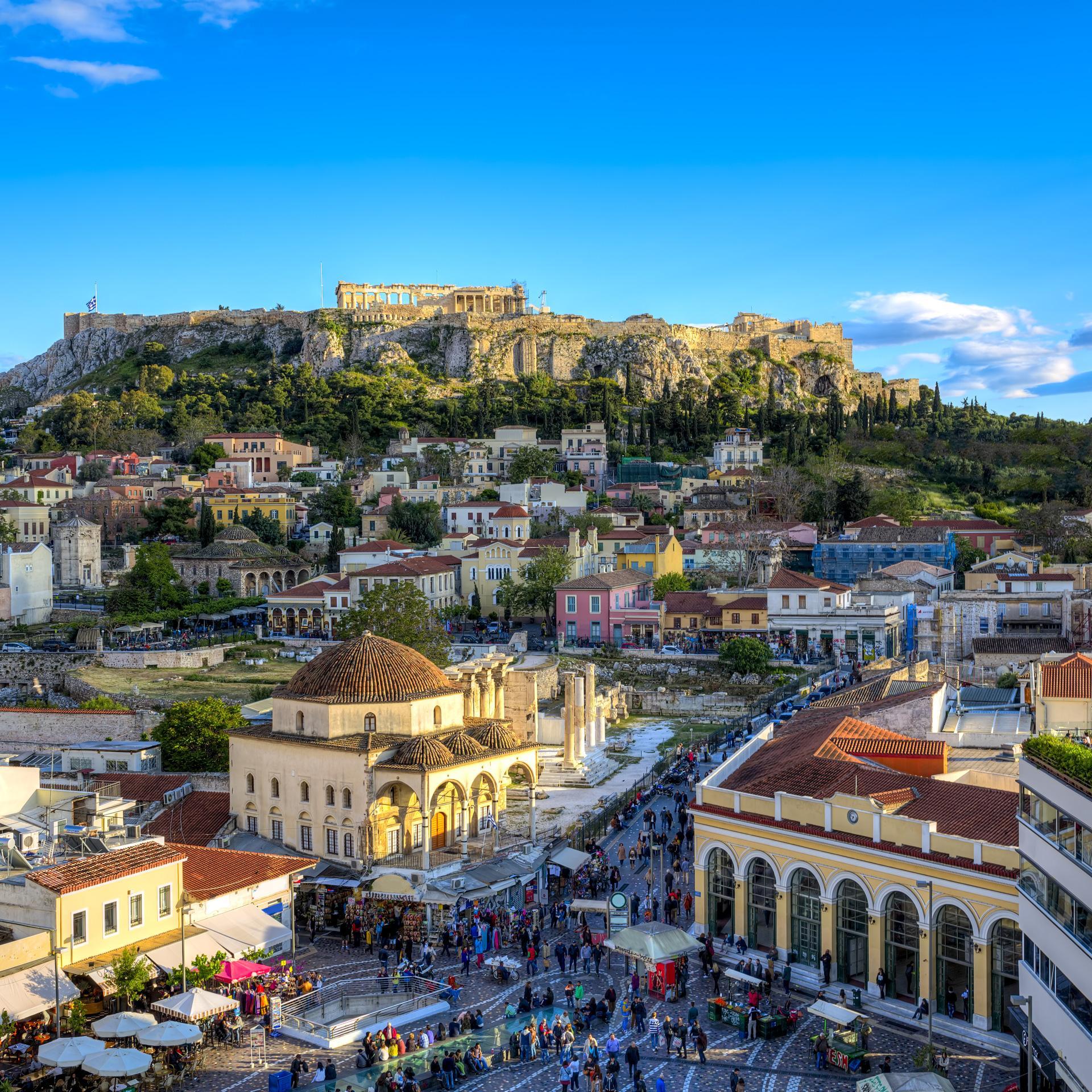 Breathtaking views from Greece