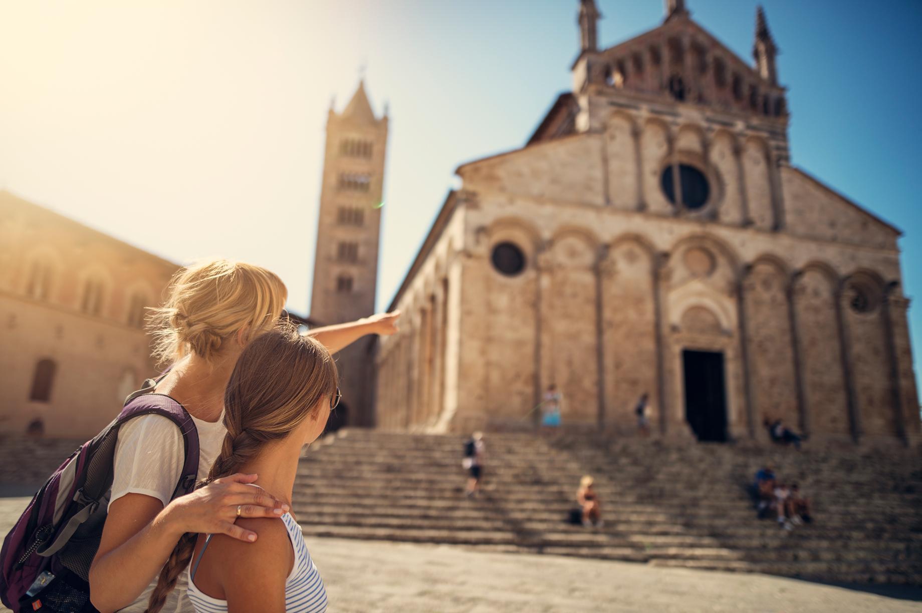 Take a Liberty Travel Guided tour and see the world in the best way: through your own eyes