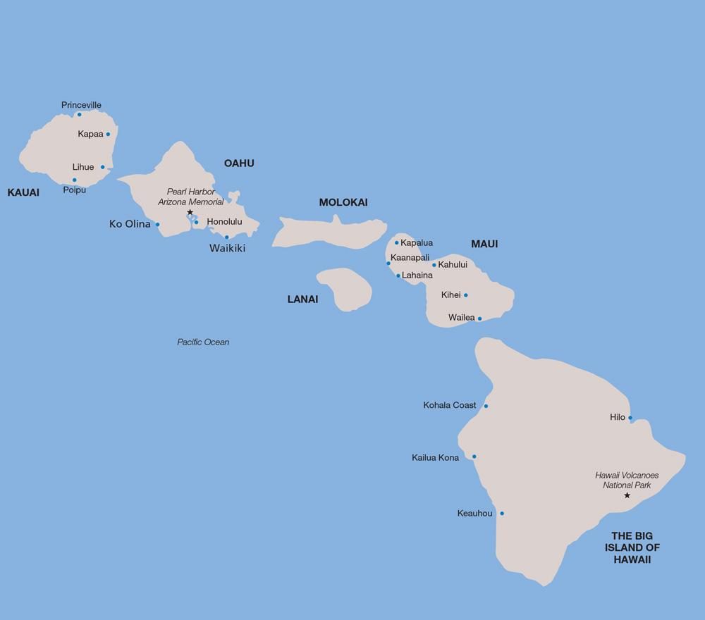 Hawaii Vacation Packages with Airfare | Liberty Travel