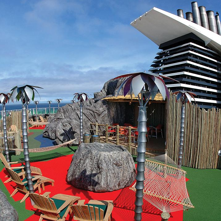 Activities for kids of all ages are available on a Holland America Cruise