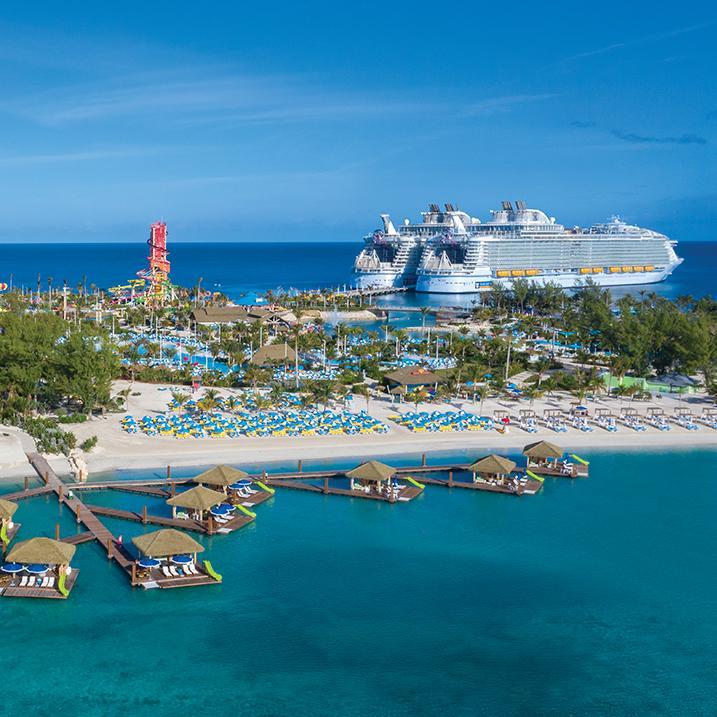 Enjoy a Royal Caribbean International cruise
