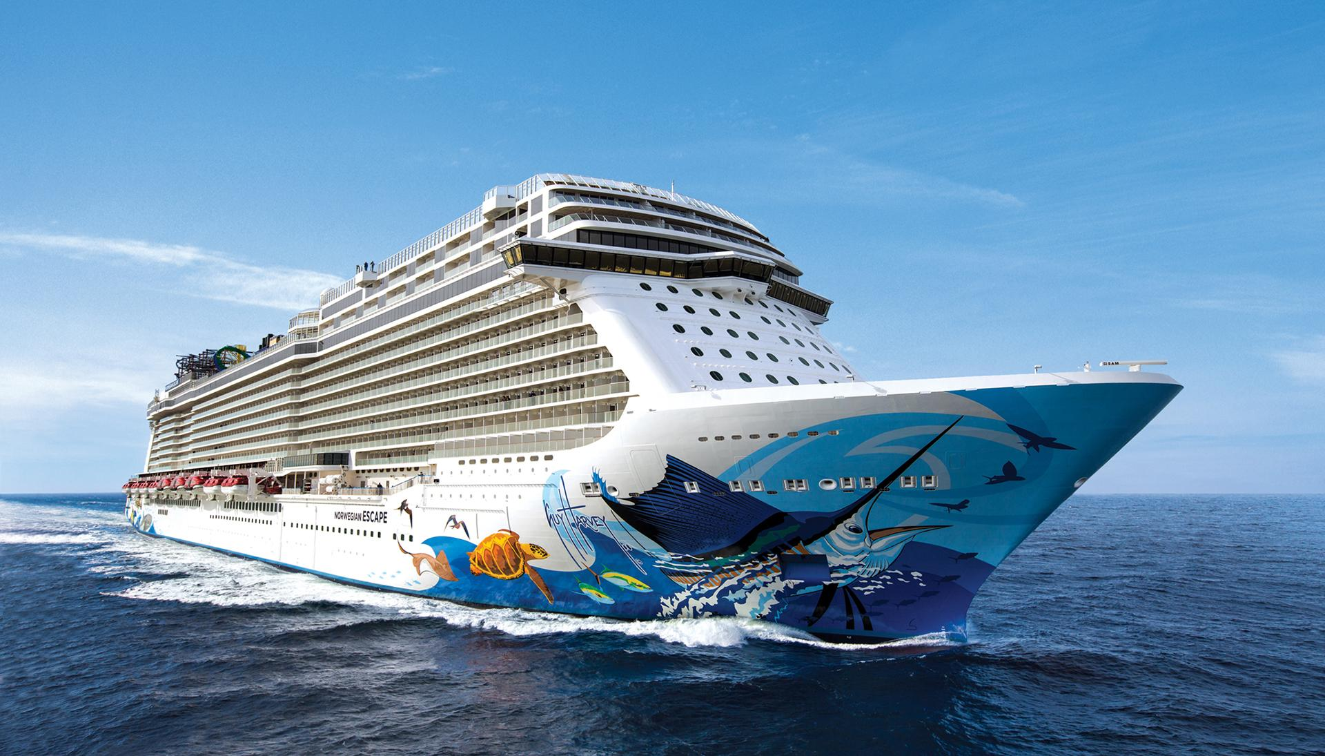 Ship Spotlight: Norwegian Escape
