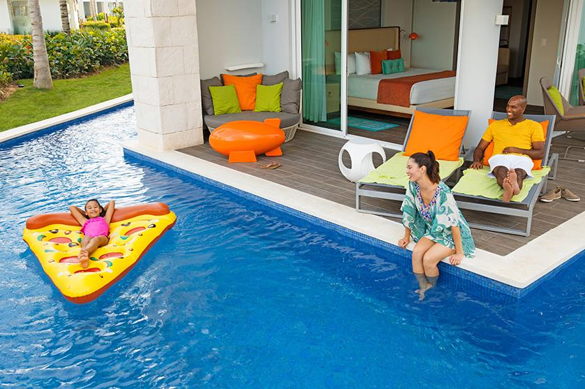 Nickelodeon Hotels & Resorts by Karisma spell fun as F-A-M-I-L-Y.  Let Nickelodeon's all-inclusive family resort bring out your inner big kid and make magical memories with the ones you love