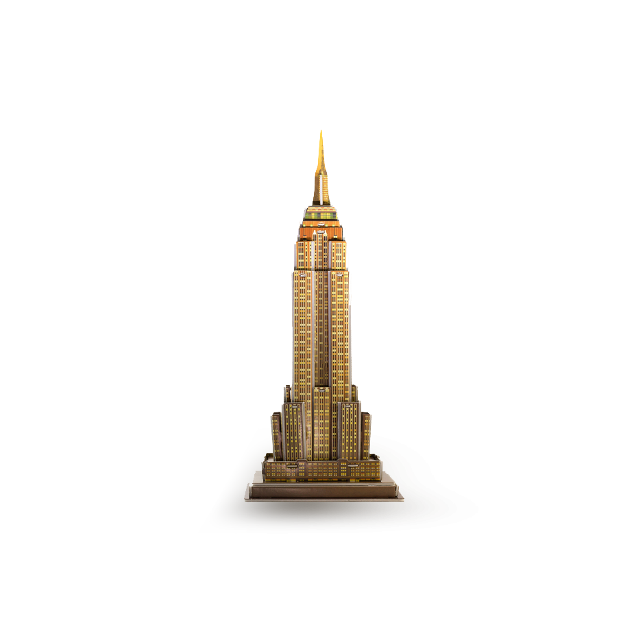 Empire State Building souvenir from New York City