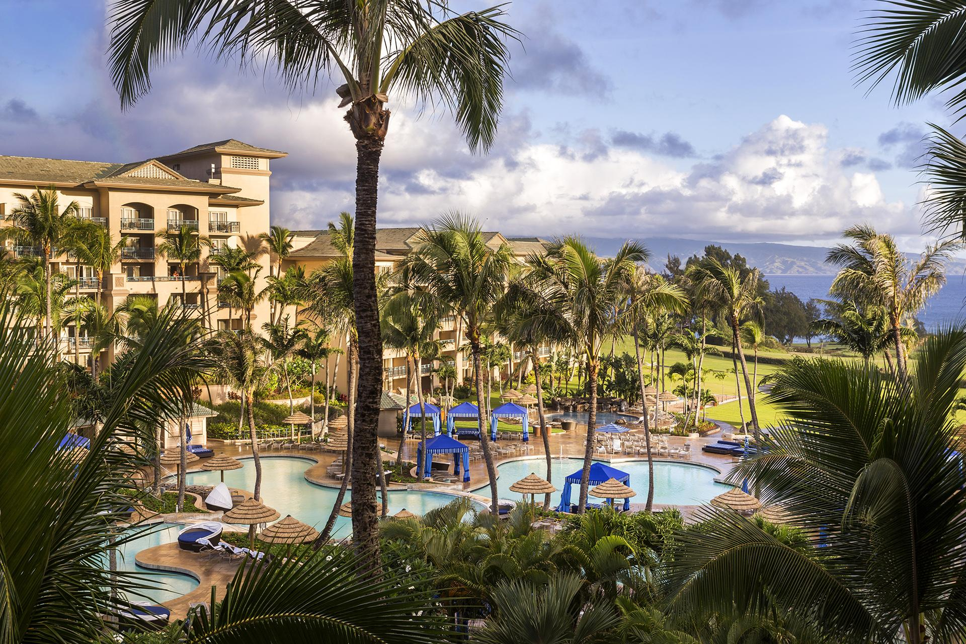 Refreshed Retreat, Legendary Service – The Ritz-Carlton, Kapalua