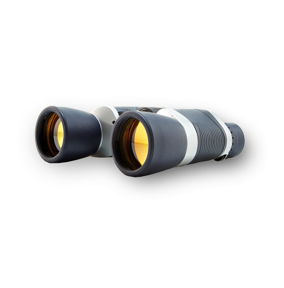A must pack river cruise item: binoculars.