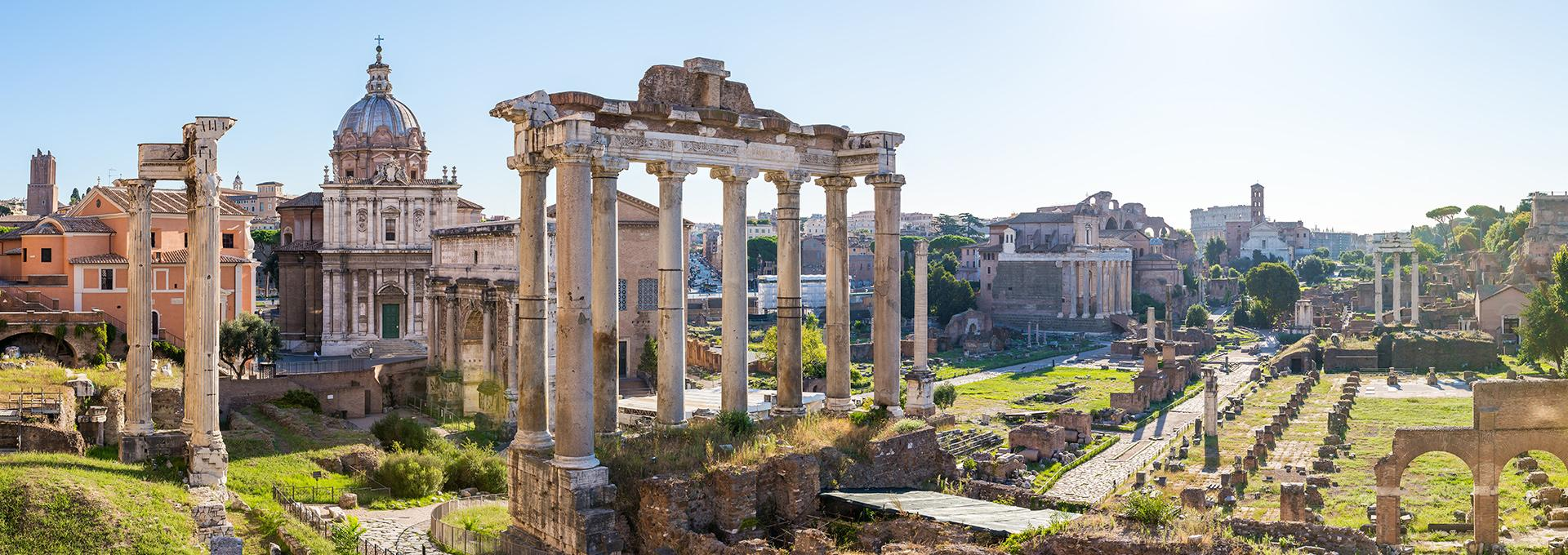Rome vacation packages from Liberty Travel