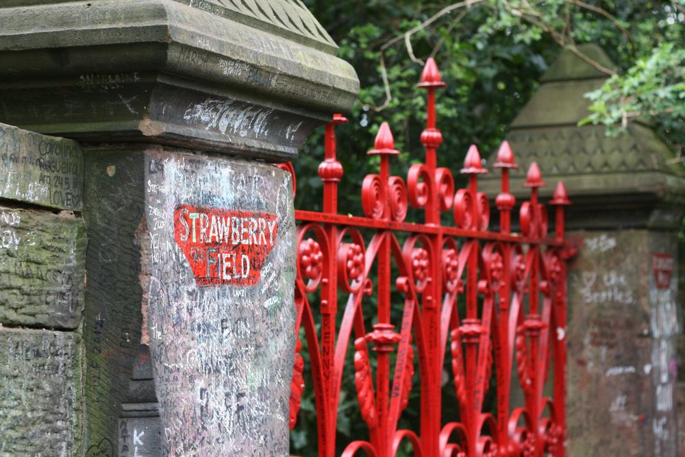 Liverpool - Strawberry Field