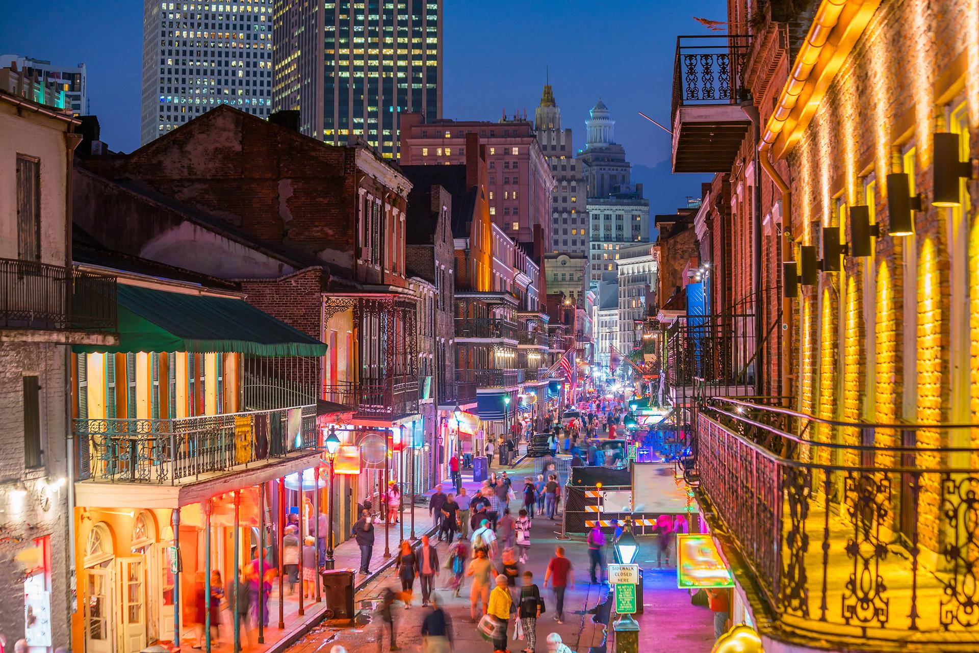 96 Hours in New Orleans