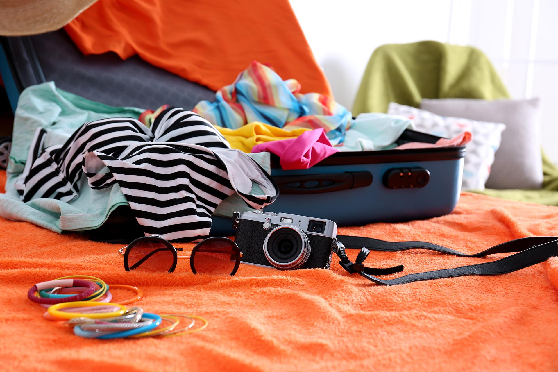 6 Tips for Last-Minute Packing