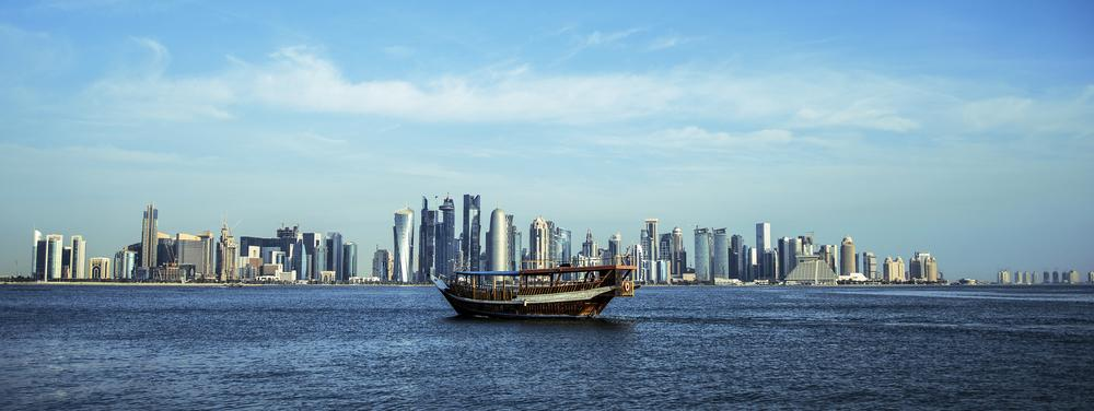 Qatar is One Big Immersion into the Past and the Future