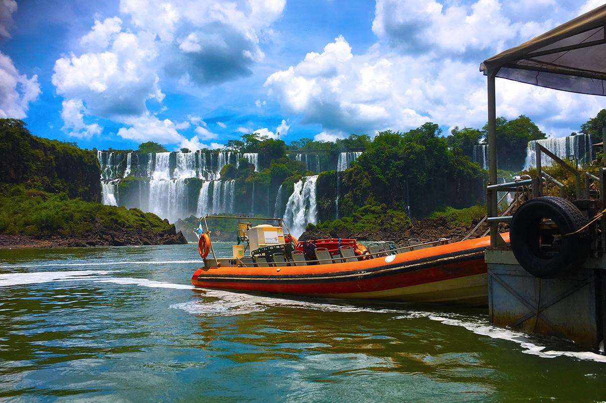 Discover awe inspiring waterfalls and natural beauty with South America tours