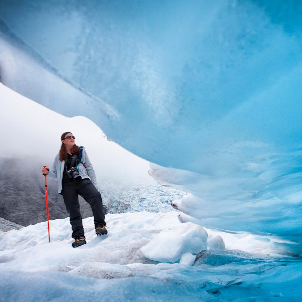 Glacier tours on New Zealand's South Island