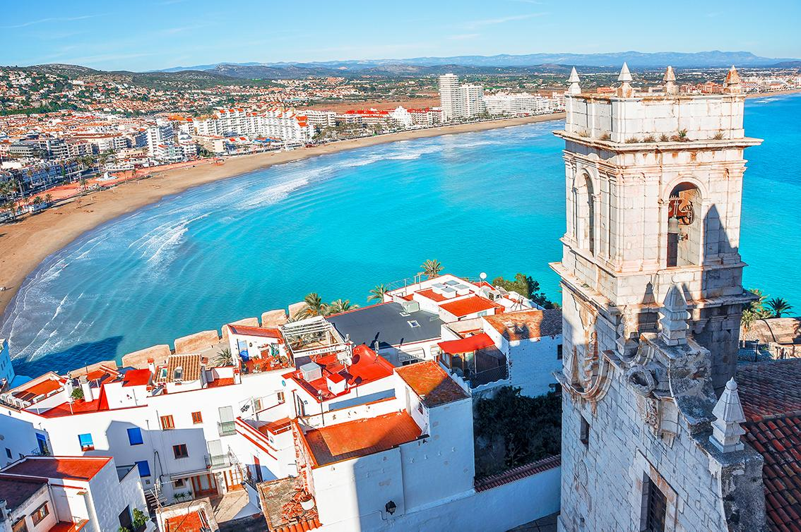 Discover coastlines rich in color and culture with Spain tours & excursions