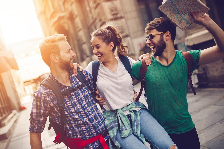 Student travelers