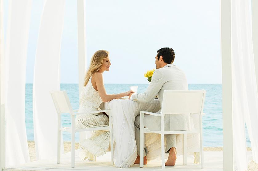 Romantic getaways happen here. Experience adults-only all-inclusive bliss at Beloved Playa Mujeres by Excellence Group