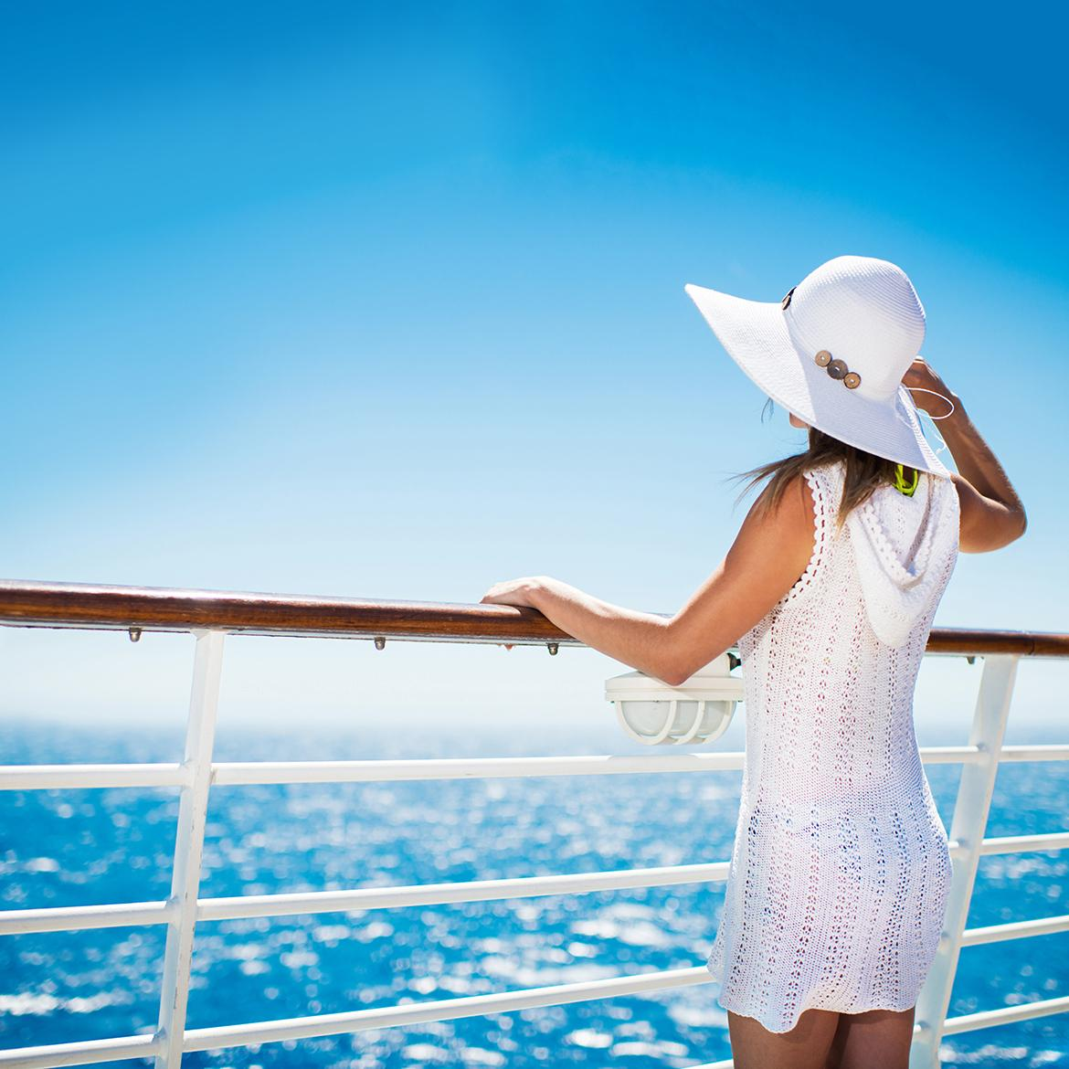 Sail away with our top cruise operators