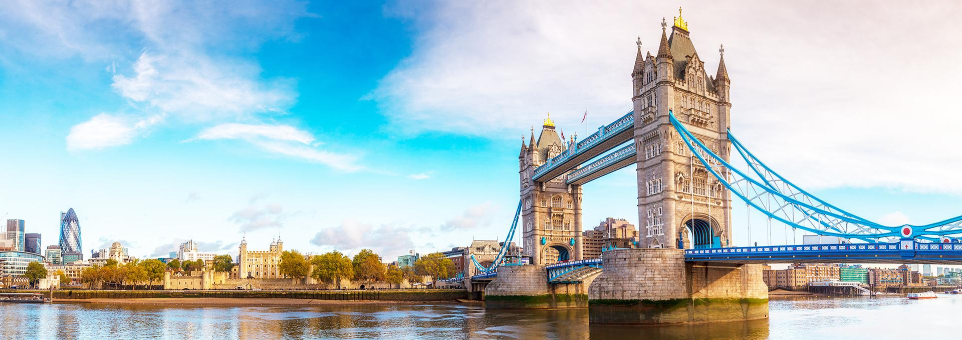 London Vacation packages from Liberty Travel