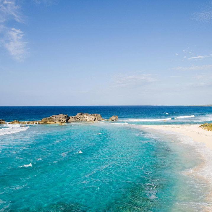Turks and Caicos ocean views