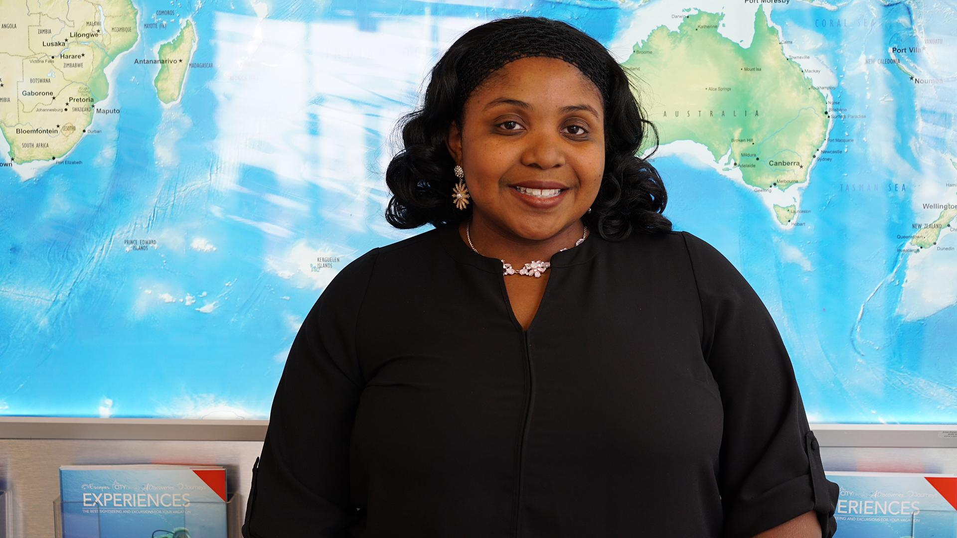 Travel Consultant Tuesday: Tysheda Williams