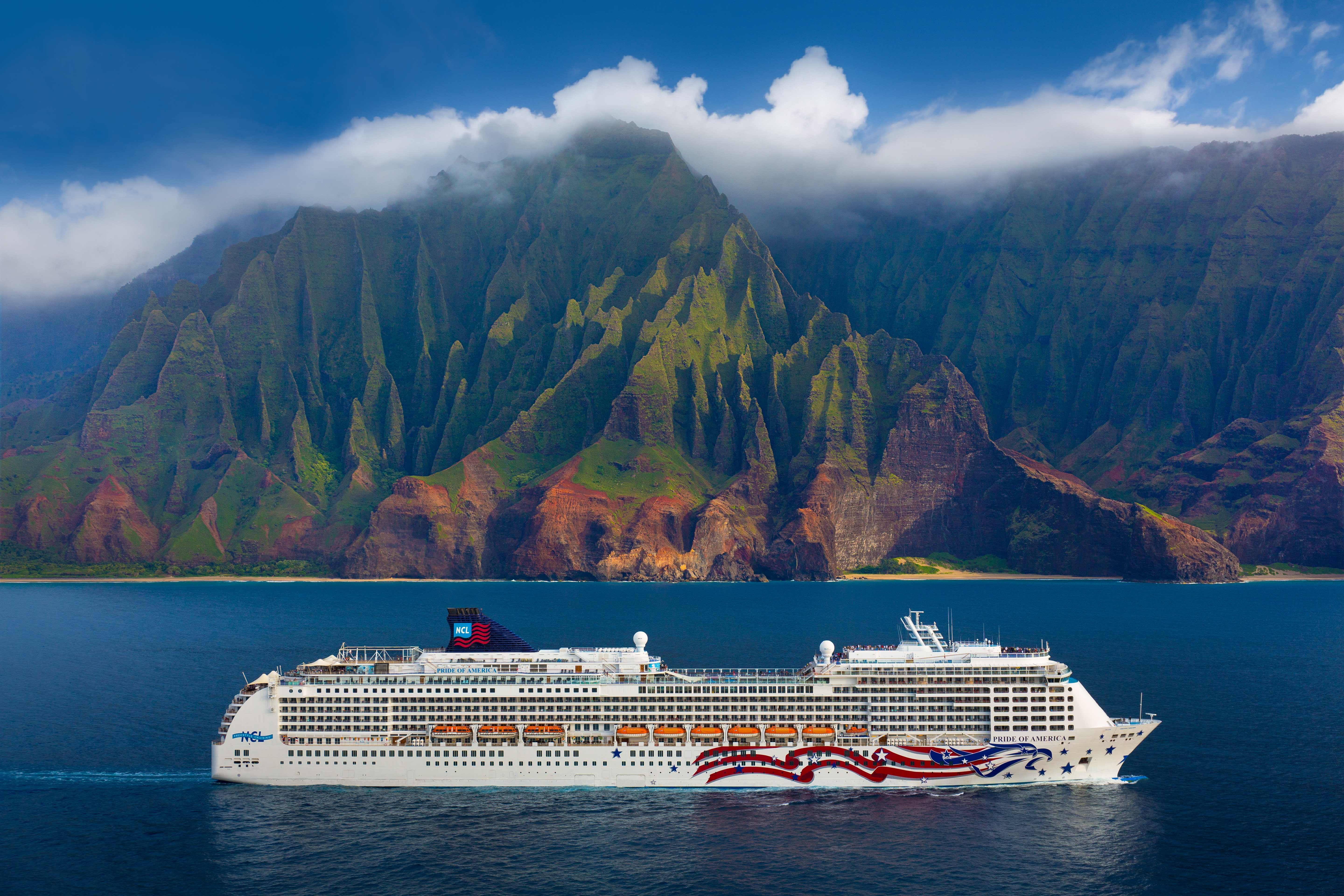 Journey up and down the east coast, west coast, and more with United States cruises