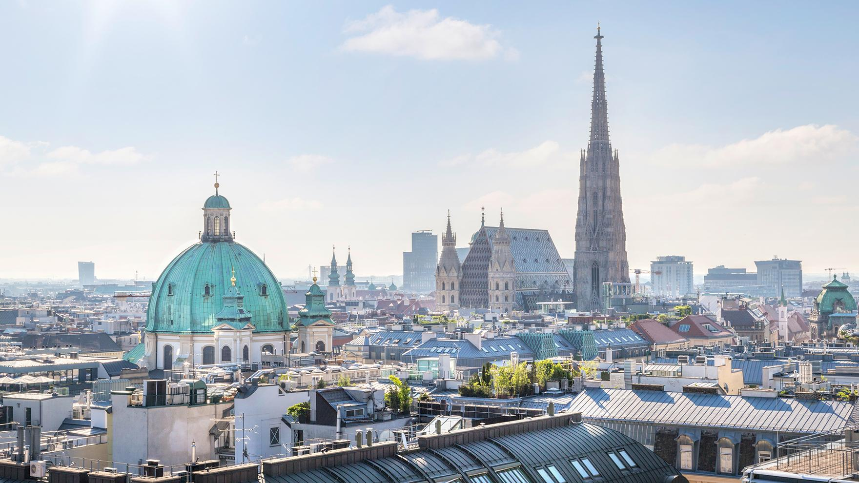 Visit Vienna on an Austrian vacation