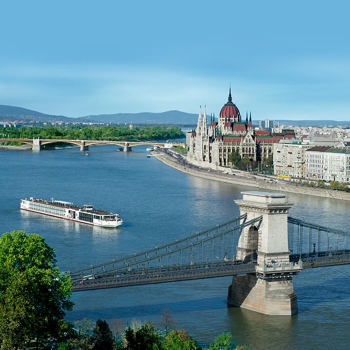 Viking River Cruise in Europe